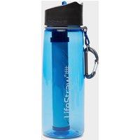 Lifestraw Go 2-Stage Water Bottle, Blue