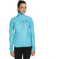 The North Face Womens Hybrid Wind Jacket, Blue