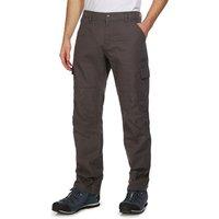 Jack Wolfskin Mens Cargo Pants, Grey