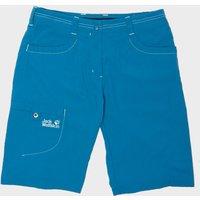 Jack Wolfskin Womens Sun Shorts, Blue