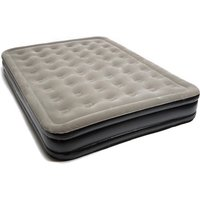 Outwell Flock Excellent King Double Airbed, Grey
