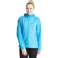 Lowe Alpine Womens Vixen Microfleece Jacket, Blue