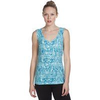 Royal Robbins Womens Essential Henna Tank Top, Blue