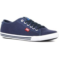 Helly Hansen Womens Oslofjord Canvas Low-Profile Shoe, Navy