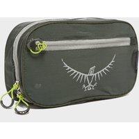 Osprey Ultralight Washbag Zip, Grey