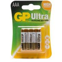 Gp Batteries Ultra Alkaline Aaa 4 Pack - Multi/Alkaline, Multi/ALKALINE