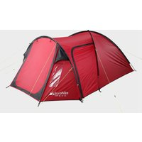 Eurohike Avon DLX 3 Man Tent, Red