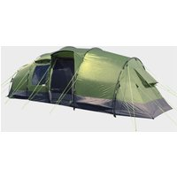 Eurohike Buckingham Elite 6 Man Family Tent, Green