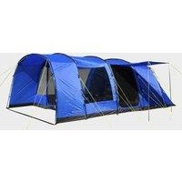 Eurohike Hampton 6 Man Family Tent, Blue
