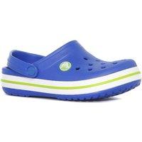 Crocs Kids Crocband Clog, Blue
