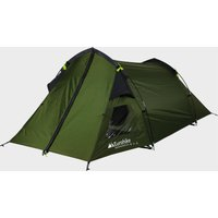 Eurohike Backpacker DLX 2 Man Tent, Green