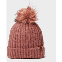 Alpine Women's Belle Bobble Hat, Pink