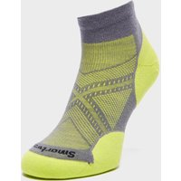 Smartwool Men's PHD Run Light Elite Mini Socks, GRY/GRY