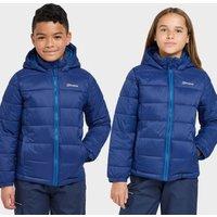 Berghaus Burham Kids Insulated Jacket  Blue