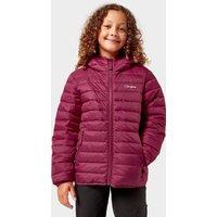Berghaus Kids' Kirkhale Baffle Jacket, Pink
