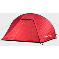 Berghaus Peak 3.1 1 Man Tent - Red, Red
