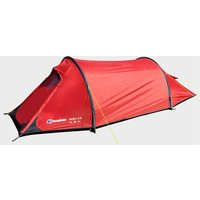 Berghaus Peak 3.2 2 Man Tent - Red, Red