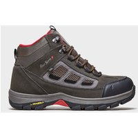 Peter Storm Mens Camborne Mid Waterproof Walking Boot, Grey