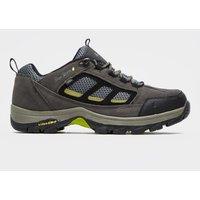Peter Storm Men's Camborne Low Waterproof Walking Shoe, Grey