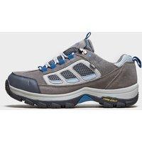 Peter Storm Womens Camborne Low Waterproof Walking Shoe, Grey