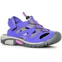 Peter Storm Girls Sennen Sandal, Purple