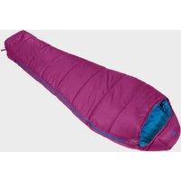 Vango Nitestar 250S Sleeping Bag, Purple/Blue