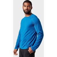 Craghoppers Men's 1st Layer Long Sleeve T-Shirt, Blue