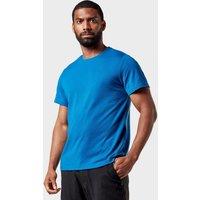 Craghoppers Men's 1st Layer Short Sleeve T-shirt, Blue