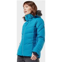 Salomon Womens Icetown Jacket - Blue, Blue