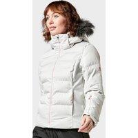 Salomon Womens Stormcozy Jacket, White