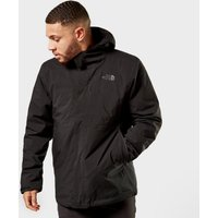 The North Face Mens Carto Zip-In Triclimate Jacket, Black
