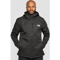 The North Face Mens Quest Hooded Softshell Jacket  Black