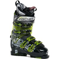Fischer Sports Mens Ranger 10+ Vacuum Ski Boots, Black