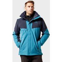 Salomon Men's Icerocket Ski Jacket, Blue