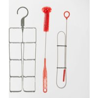 Osprey Hydraulics Reservoir Cleaning Kit - Red, Red