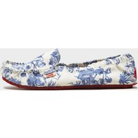 Mocks Women's Classic Canvas Shoe, Blue