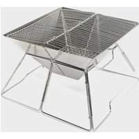 Eurohike Foldable Bbq - Silver/Bbq, Silver/BBQ