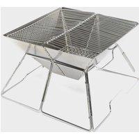 Eurohike Foldable BBQ, Silver