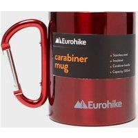Eurohike Carabiner Mug - Red, RED