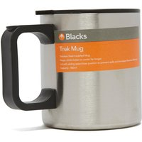 Blacks Trek Thermal Mug, Silver