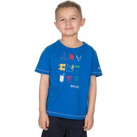 Regatta Boys Bugle T-Shirt, Blue