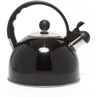 Eurohike Whistle Kettle Deluxe - 2.2L, Black
