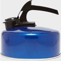 Eurohike 1.2 Litre Whistling Kettle, Blue