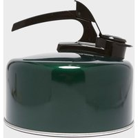 Eurohike 2 Litre Whistling Kettle, Green