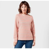 Craghoppers Women's Balmoral Crew Neck Sweatshirt, Pink