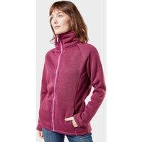 Craghoppers Womens Kaley Fleece Jacket - Pink, Pink