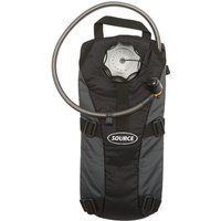 Source Wraptank 2 Litre Pack, Black