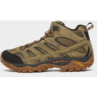 Merrell Men's MOAB 2 Mid GORE-TEX Walking Boots, Brown