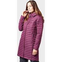 Berghaus Women's Nula Micro Long Jacket, Purple