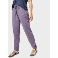 Weird Fish Women's Lisa Sweat Pants, Purple